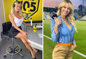 Relacionan a Ibrahimovic con Diletta Leotta