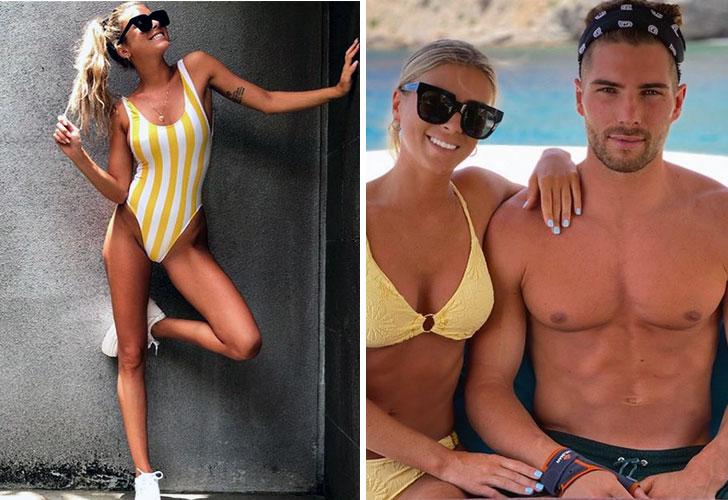 Marina Muntaner y Luca Zidane, la pareja de moda