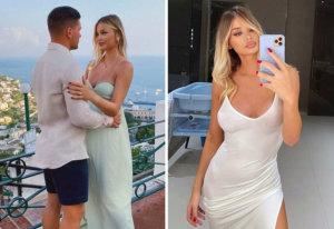 Descubre a Sofija Milosevic, la novia de Luka Jovic