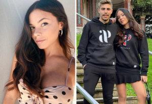 Una concursante de 'La Voz' tiene novio futbolista