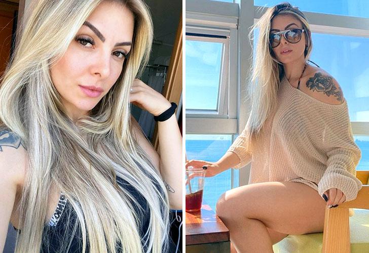 Mayara Zerbetto, así es la novia de Gustagol