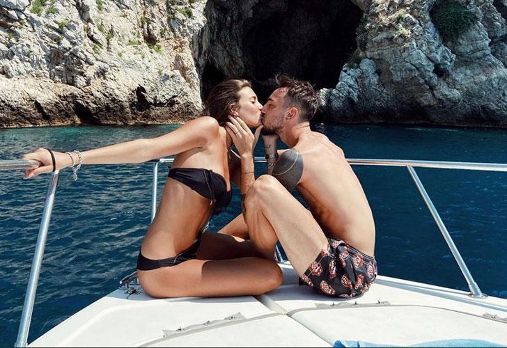 Rachele Risaliti, la Miss Italia novia de un jugador de la Fiorentina