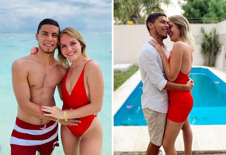 Sol Escayola: descubre a la novia de Lucas Robertone