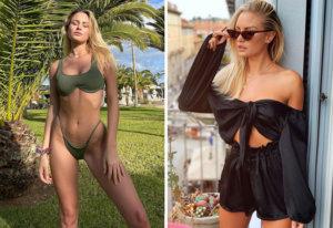 Nicole Confortin: así es la novia de Andrea Pinamonti