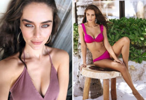 Lourdes Motta, la modelo paraguaya que relacionaron Chicharito