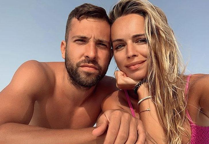 Romarey Ventura y Jordi Alba planean su boda